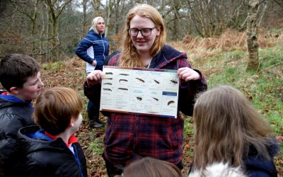 Elspeth Smith – a word from our Fish in the Classroom Volunteer