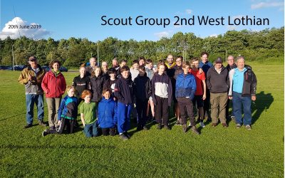 2nd West Lothian Scouts Introduction to Angling